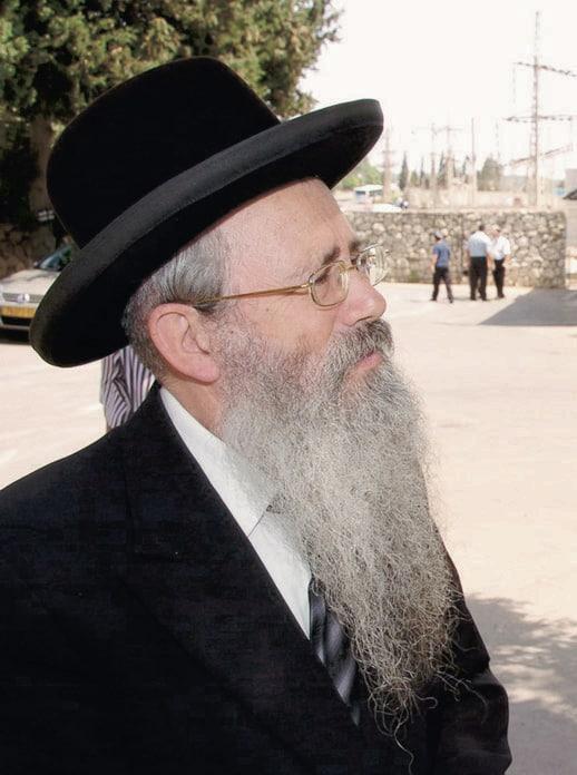 הרב ישעיהו הרצל  (צילום ישראל פרץ)