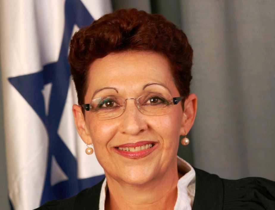 שופטת בית המשפט המחוזי בתל אביב דליה גנות