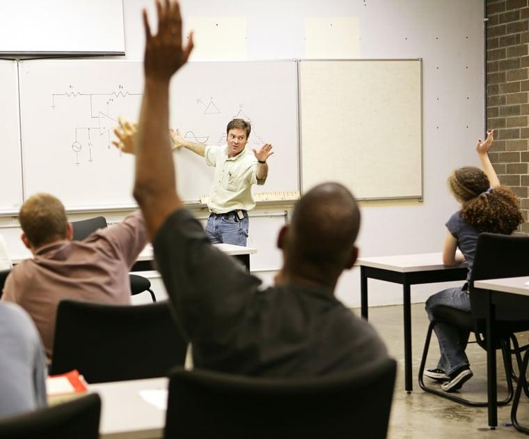 מורה אילוסטרציה