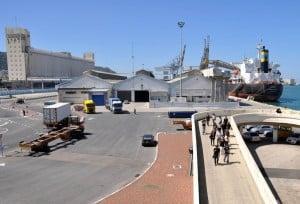 נמל חיפה