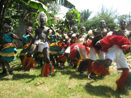 להקת הפולקלור הלאומית של אוגנדה
