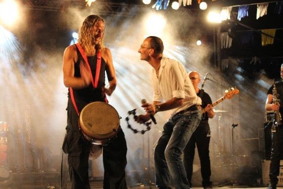 שירי מימון ושמעון בוסקילה   (צילום: יוסי כהן)