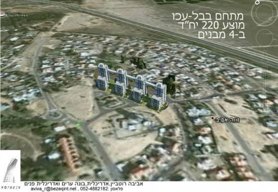 הדמייה של מתחם בבל