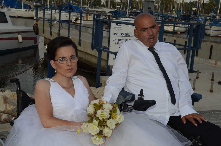 חתונה נכים בבית קסלר