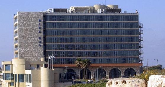 מלון בלו ביי (צילום: רותי ברמן)