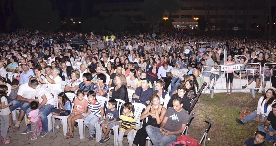 מעל 100 אלף איש הגיעו לפסטיבל עכו (צילום: אושרי כהן)