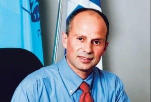 ס. אבי אלקבץ (צילום: ישראל פרץ)