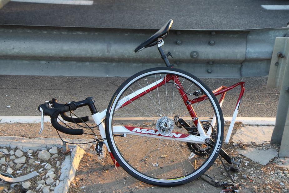 אופניה על ליר עמרן (צילום: שלומי גבאי)