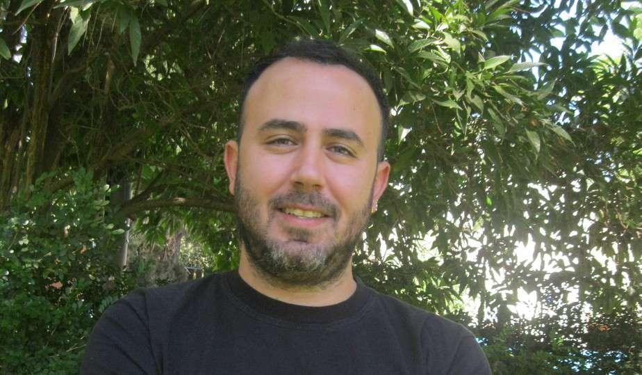 איציק כהן (צילום: איילת קדם)