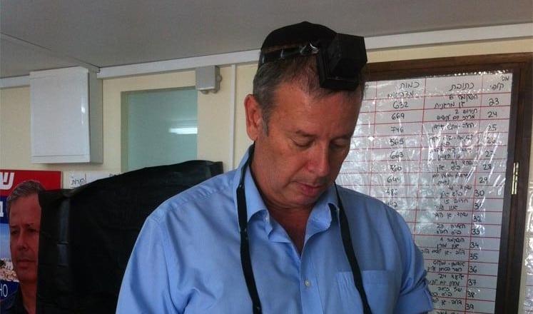 שמעון גפסו (צילום: עצמי)
