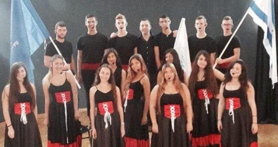 להקת קולות עמל (צילום: שרית פלד)