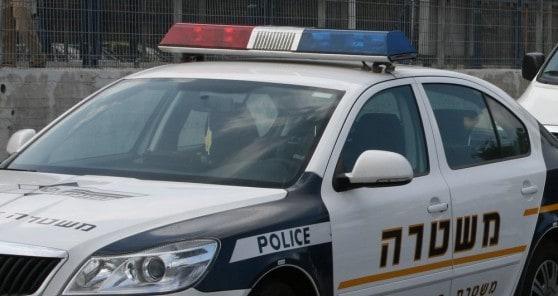 ניידת משטרה. צילום: שלומי גבאי