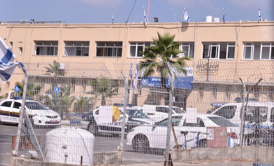 תחנת משטרת זבולון