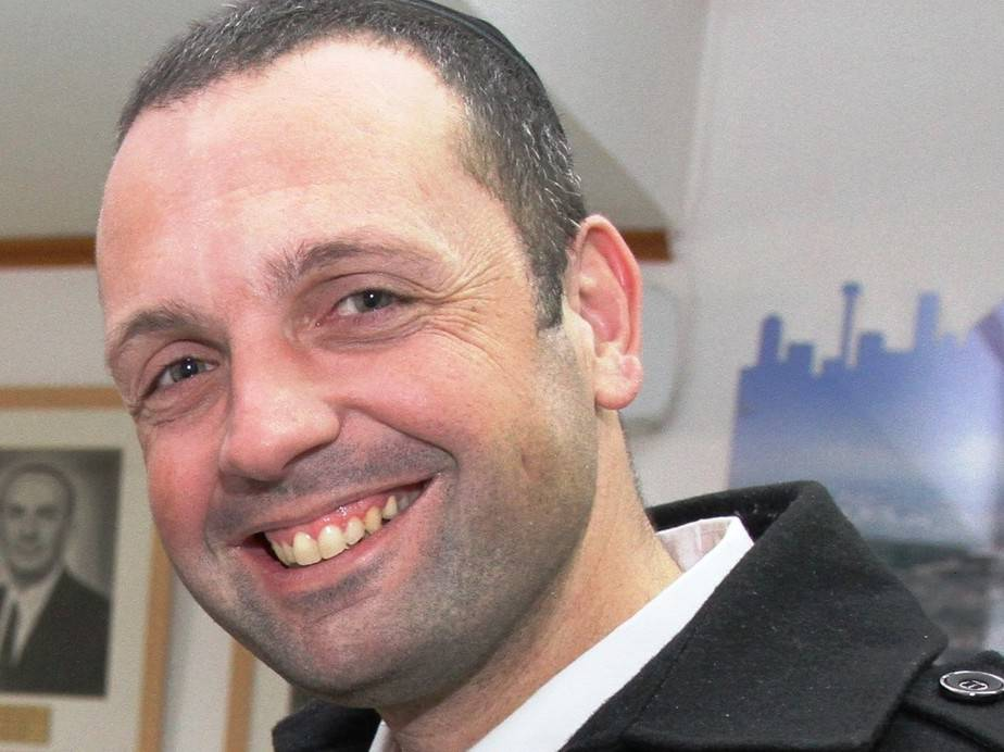 סגן ראש עיריית חדרה צפריר ביטון