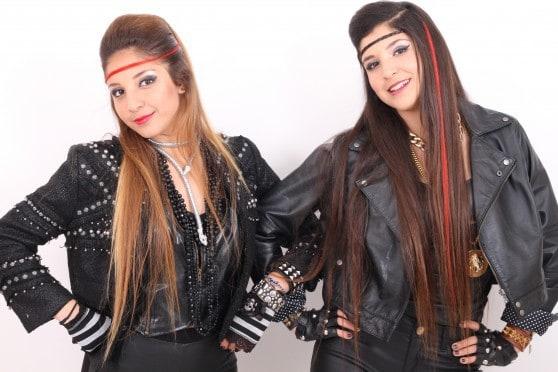 האחיות שחר ואופל ממן