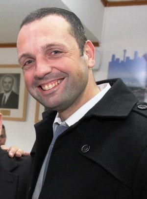 סגן ראש העירייה צפריר ביטון