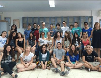 תלמידי אורט אלון