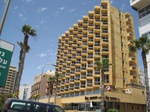 מלון שלמה המלך (צילום רותי ברמן)