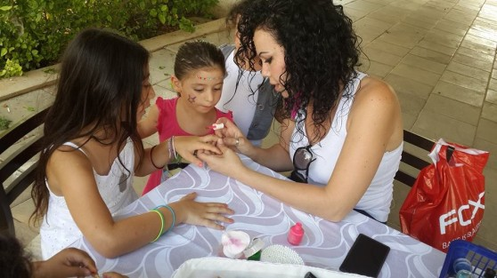 ערבות הדדית. הפעלות לילדים בהתנדבות