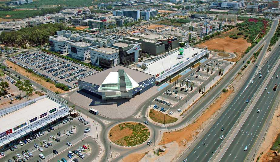 סינמה סיטי (הדמיה: פלג אדריכלים)