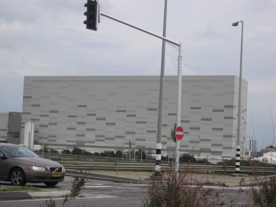 מפעל טמפו (צילום: רותי ברמן)