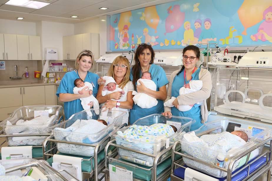 """תינוקות חדשים ברמב""""ם"""
