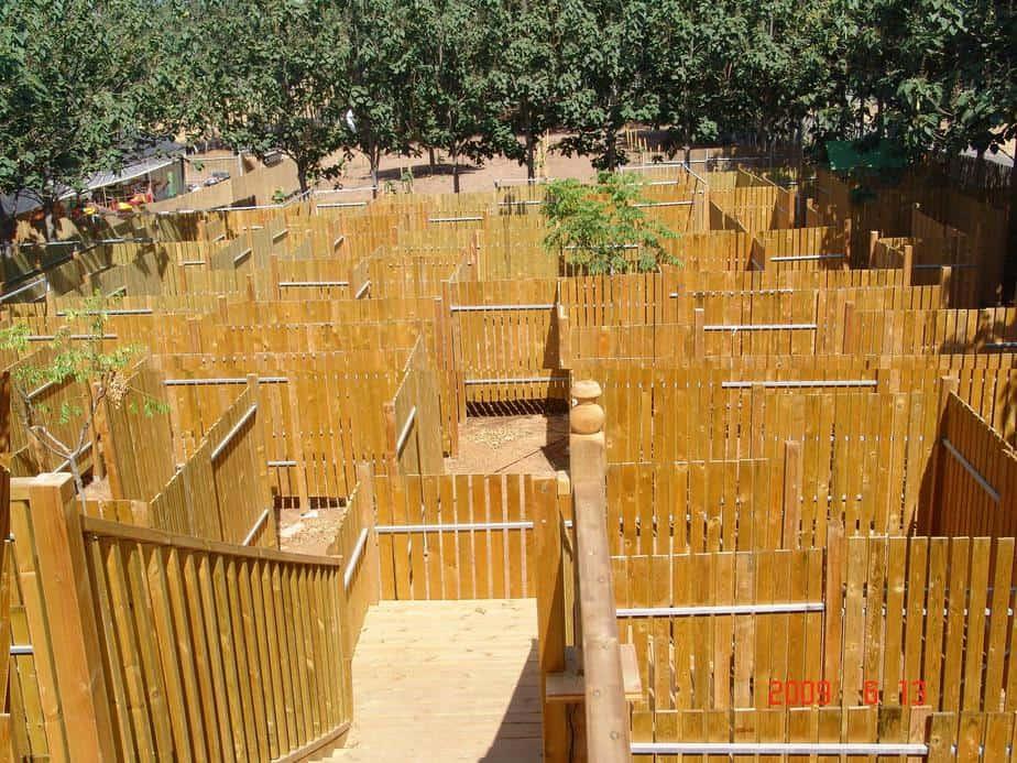 פארק דרך העץ צילום: מוטי שלף