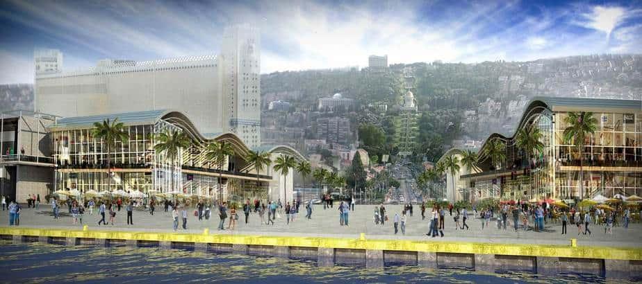למה חיפה צריכה להיות ברצלונה? (עמי שנער אדריכלים/ עיריית חיפה)
