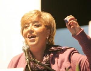 מרים פיירברג- איכר (צילום: רותי ברמן)