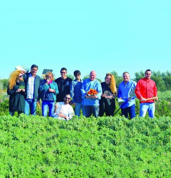 """פסטיבל טעמים בעמקים (צילום: יח""""צ)"""