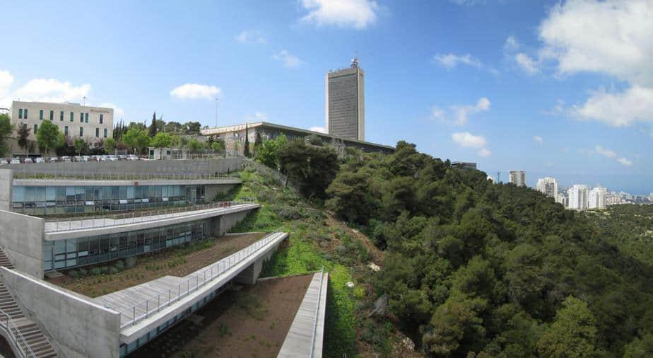 כנס אוכל ראשון. אוניברסיטת חיפה (צילום: דוברות האוניברסיטה)