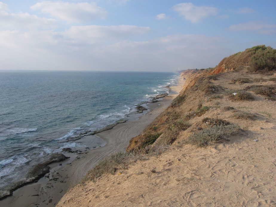 שטחי חוף השרון (צילום: By Ori (Own work) [Attribution], via Wikimedia Commons)