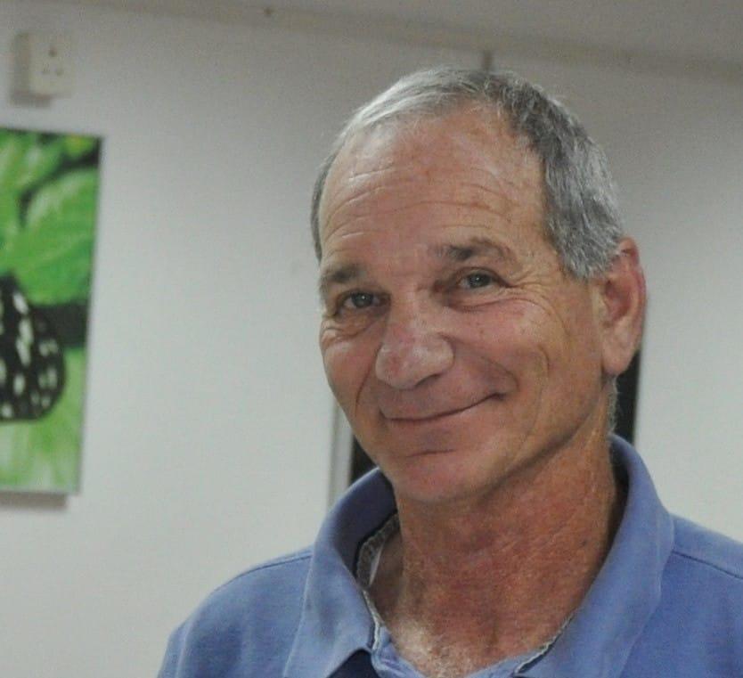 ראש מועצת זבולון דב ישורון (צילום: משה יערי)