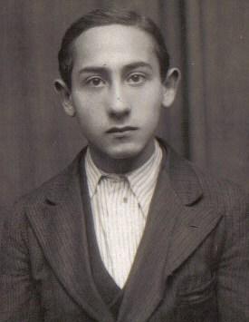 הופורט איזאק. שואת יהודי הונגריה. מאלבום המשפחה של סיגלית הופרט שגב