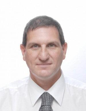 """עו''ד ראובן מלאך (צילום: יח""""צ)"""