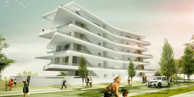 נפלאות לגור בפסגה: פרויקט חדש ברובע יזרעאל בעפולה – בלינקר GK-75
