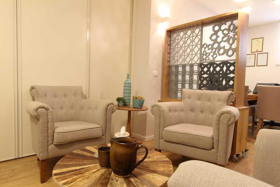 המשרד הביתי, סטודיו גלבוע ירושלמי (צילום: רן ארדה)