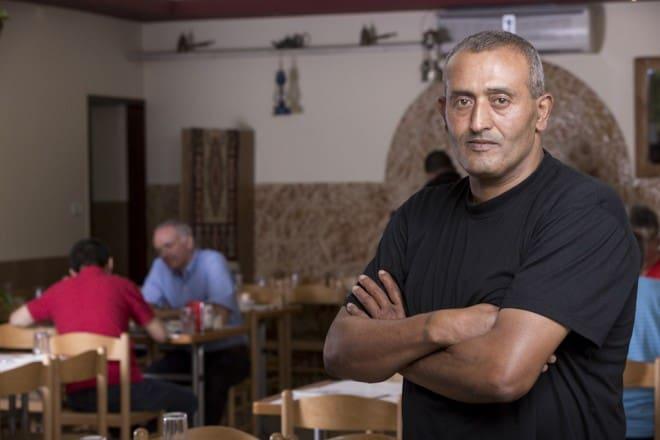 השף סולטן אל פול (צילום עצמי)
