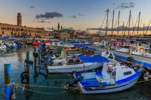 נמל עכו (צילום: אמיר ירחי)