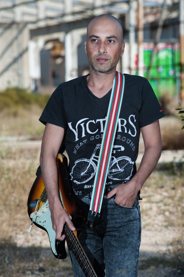 יוני פוליקר (צילום: דורון גולן)