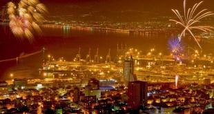 יום העצמאות 2015, מפרץ חיפה (צילום: צביקה רוגר)