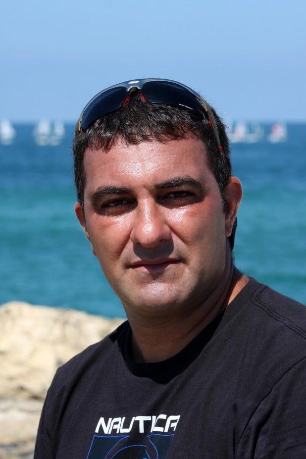 אודי בן הרוש (צילום: ירון, ג. מיגון)