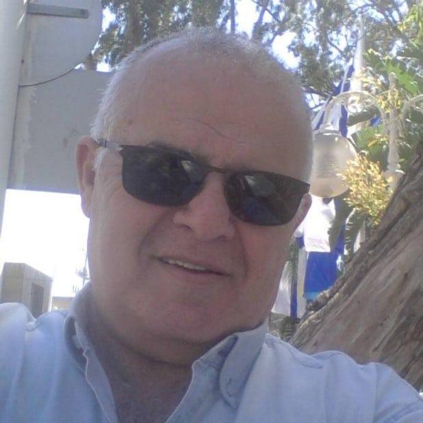 מיכאל יונגר (צילום: עצמי)