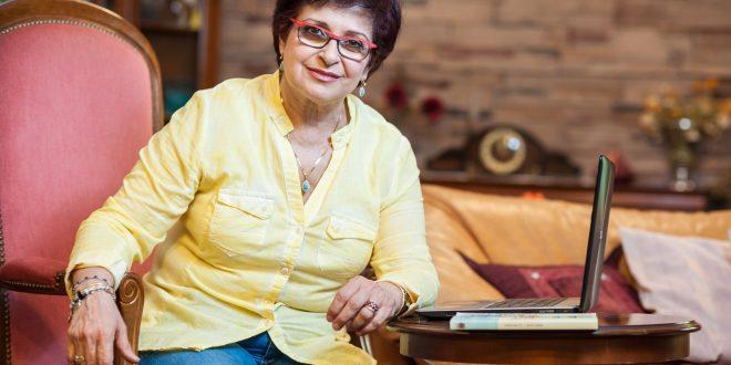 """ד""""ר ג'נט מיכאיל, החלימה ממחלת הסרטן (צילום: דורון גולן)"""
