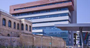 המרכז האונקולוגי החדש (צילום: מיקי קורן)