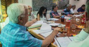 מועצת עיר קרית מוצקין (צילום: דורון גולן)