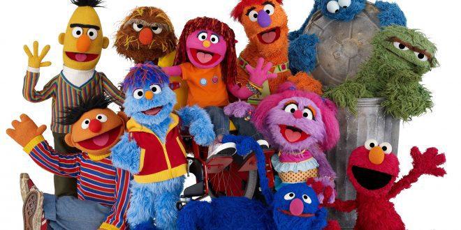 הדמויות האהובות מרחוב סומסום (צילום: באדיבות yes)