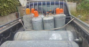 גז פיראטי בשפרעם