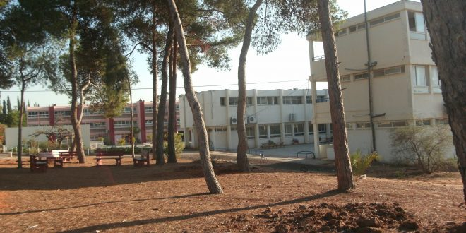 התיכון החקלאי ברנקו וייס. צילום: נירית שפאץ