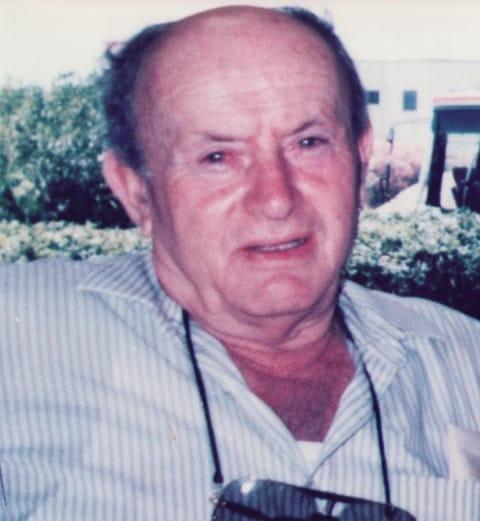 יוסף שדה. (תמונה מאלבום משפחתי)